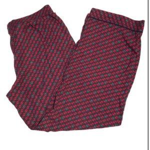 Victoria's Secret PJ flannel pants, sz L
